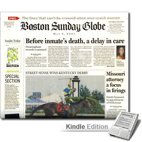 The Boston Globe (Kindle Edition)