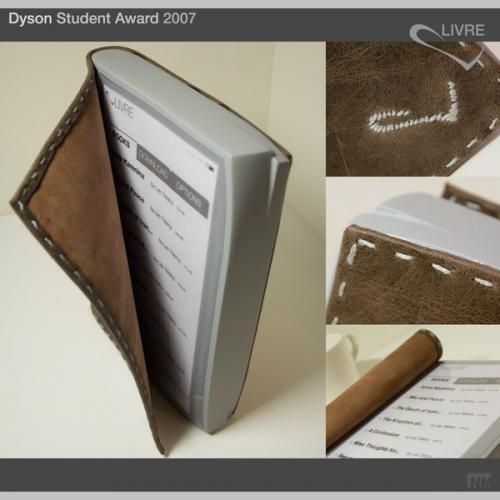 livre ebook concept