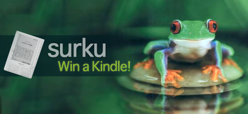 Haiku Contest : Win a Kindle
