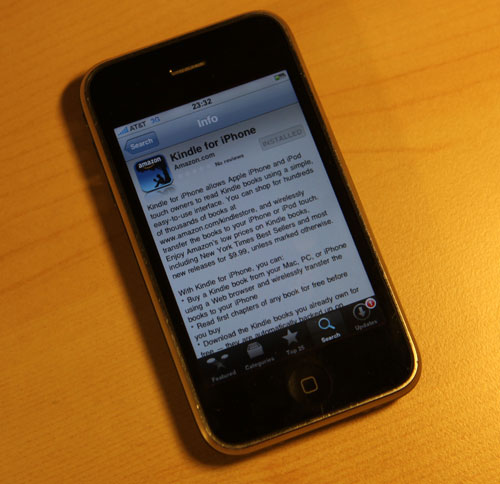 kindle-for-iphone-app-store