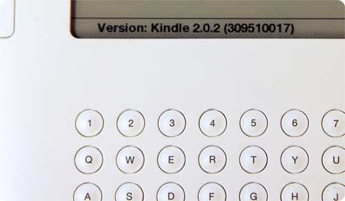 kindle software 2.0.2 (309510017)