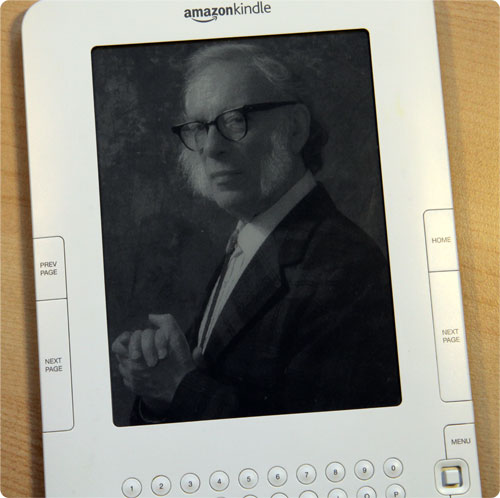 Isaac Asimov for Kindle