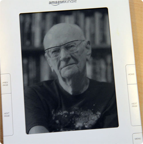 Arthur C. Clarke Kindle