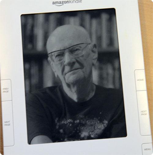 Arthur C. Clarke Kindle