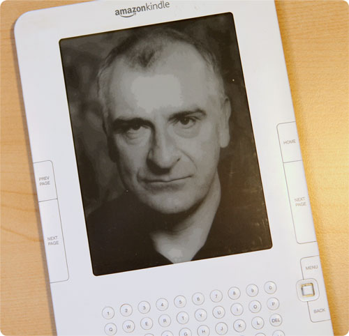 Douglas Adams on Kindle