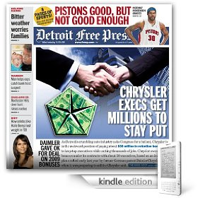 Detroit Free Press On Kindle