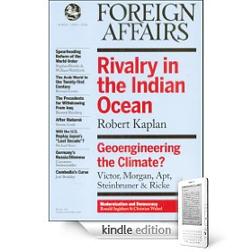 Foreign Affairs On Kindle