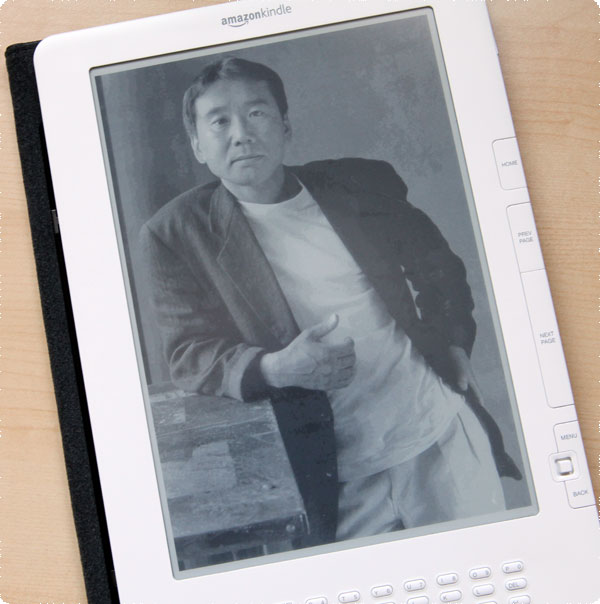 Haruki Murakami On Kindle