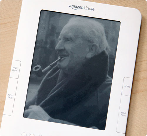 J.R.R.Tolkien on Kindle