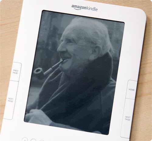 J.R.R.Tolkien on Kindle