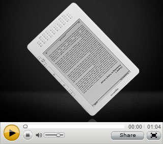 Kindle DX Drop Test