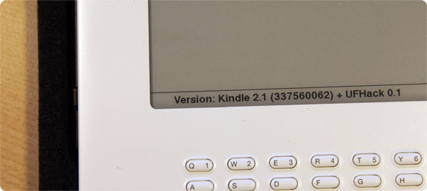 Kindle DX Unicode Font Hack
