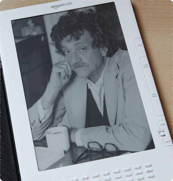 Kurt Vonnegut On Kindle